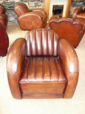 Fauteuil Club 'Auto'