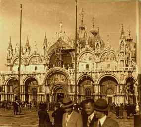 Eglise Saint-Marc - 1894 - Venise